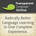Learn a Language Online With Transparent Language