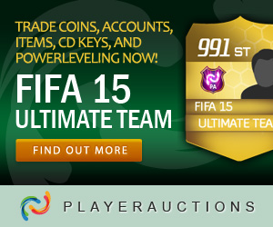 FIFA 15 Ultimate Team - Trade Coins Now!