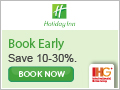 book your hotel early and save