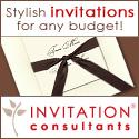 Stylish Invitations for any budget