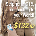 Sciphone G15, connect to your world
