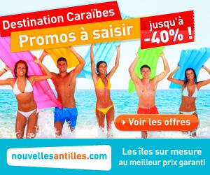 Voyages Promos Soleil d'Hiver Caraibes