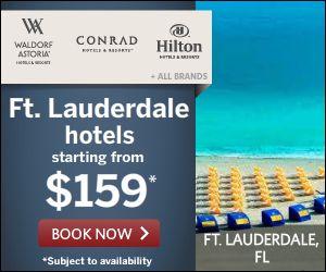 5 förslag att göra i Fort Lauderdale. 2