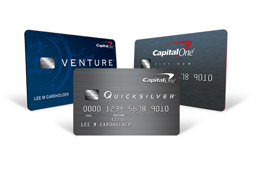 Capital One® Card Finder Tool