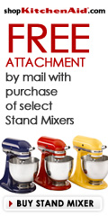 KitchenAid Rebates