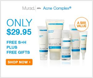 Get 3 Bonus Gifts with your AcneComplexCanada.com