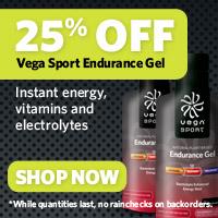 25% Off Vega Sport Endurance Gels!