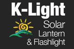 K-Light Solar Lantern & Flashlight