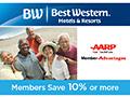Best Western AARP Discounts