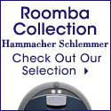 The Roomba and Scooba Collection at Hammacher