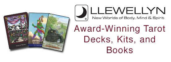 Llewellyn's Award-Winning Tarot Decks, Kits, and Books