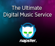 Get A 7 Day Free Trial of Napster