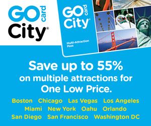 USA City Pass by Go City Card
