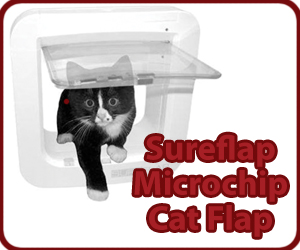 Buy the Sureflap Cat Flap from Pet Supermarket