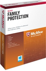 McAfee Family Protection 2013