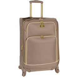 Anne Klein Madrid -20 inch Carry on Spinner Suitcase Now Only $64.97 Plus Free Shipping. Use Promo Code AKMD at checkout.