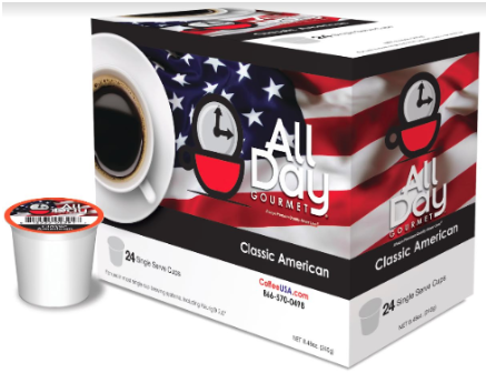 437x336 Happy 4th of July Sale on Classic American K-Cups