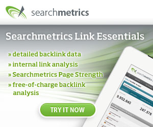 Searchmetrics Link Essentials