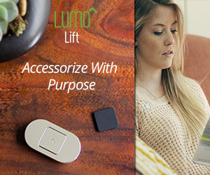 Lumo Lift: Accessorize With Purpose