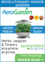 Free Shipping on all AeroGardens