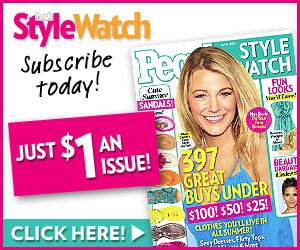Save 50% on People StyleWatch
