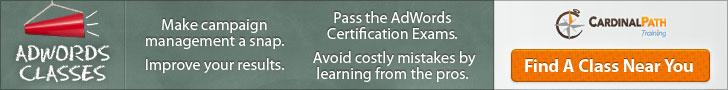 Google AdWords Training Classes