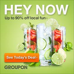 fun groupon deals