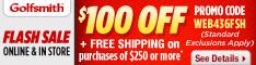 Flash Sale $100 off 120x160