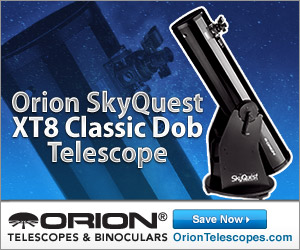 Orion SkyQuest XT8 Classic Dob