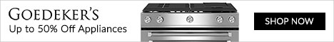 Goedeker's - Up to 50% Off Appliances