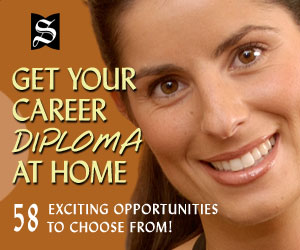 Get Your Career Diploma At Home