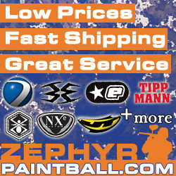 Paintball Goggles Sale at Zephyr Now!