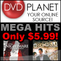Mega Hit Movies for $5.99 Only at DVDPlanet!