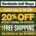 20% Off Everything + Free Shipping on Orders of $99 or More