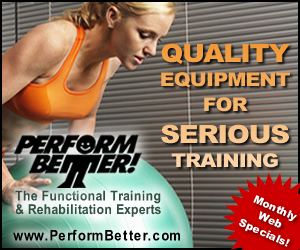 Perform Better - Quality Equipment for Serious Training