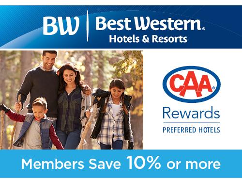 Best Western CAA Discounts