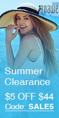 Roawe Summer Clearance 2018