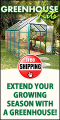 Green House kits - Free Shipping