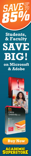 Adobe CS4 Academic Prices at Academic Superstore