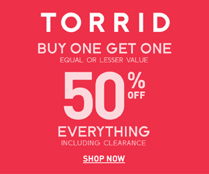 Torrid.com!