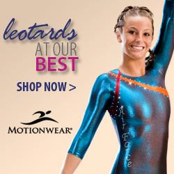 SHOP MotionWare Gymnastics