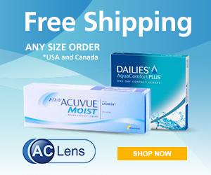 AC Lens - Free Shipping, Free Returns