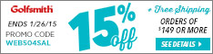 Golfsmith 2-Day Sale_234x60