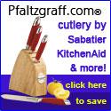Save on Cutlery at Pfaltzgraff