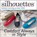 Silhouettes - Wide-Calf Boots on Sale