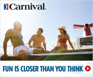 Carnival Cruise Lines Fun is closer than you think