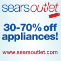Sears outlet, Sears appliances outlet