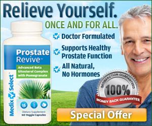 Prostate Health Supplement