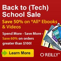Back to (Tech) School Sale