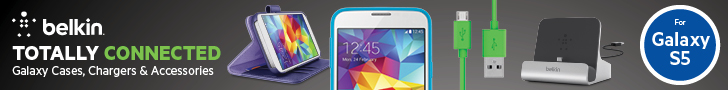 Belkin Store Samsung Galaxy S5 Cases and Accessories are Here!